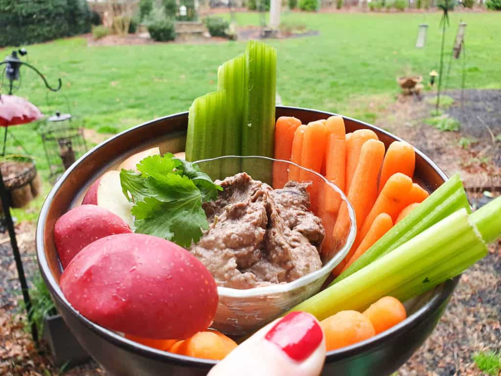best hummus for a BBQ
