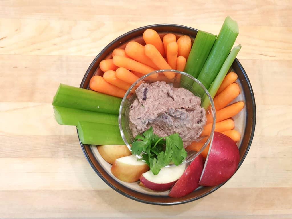 Black Bean Hummus Recipe