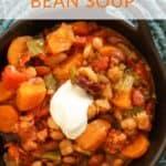 Cajun 15 Bean Soup Recipe For The Instant Pot
