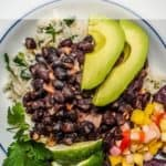 Recipe for Chipotle Black Beans