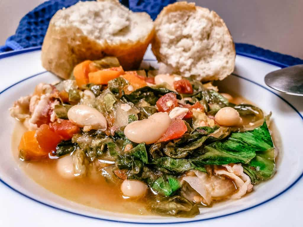 Soups With White Beans
