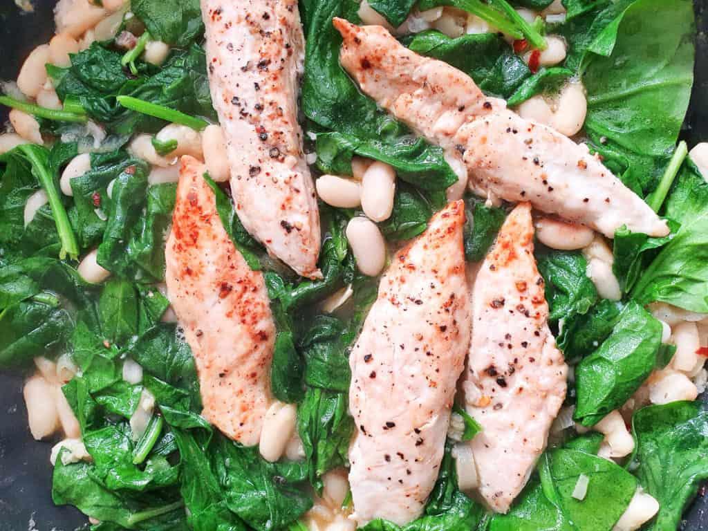 one pot skillet chicken recipes