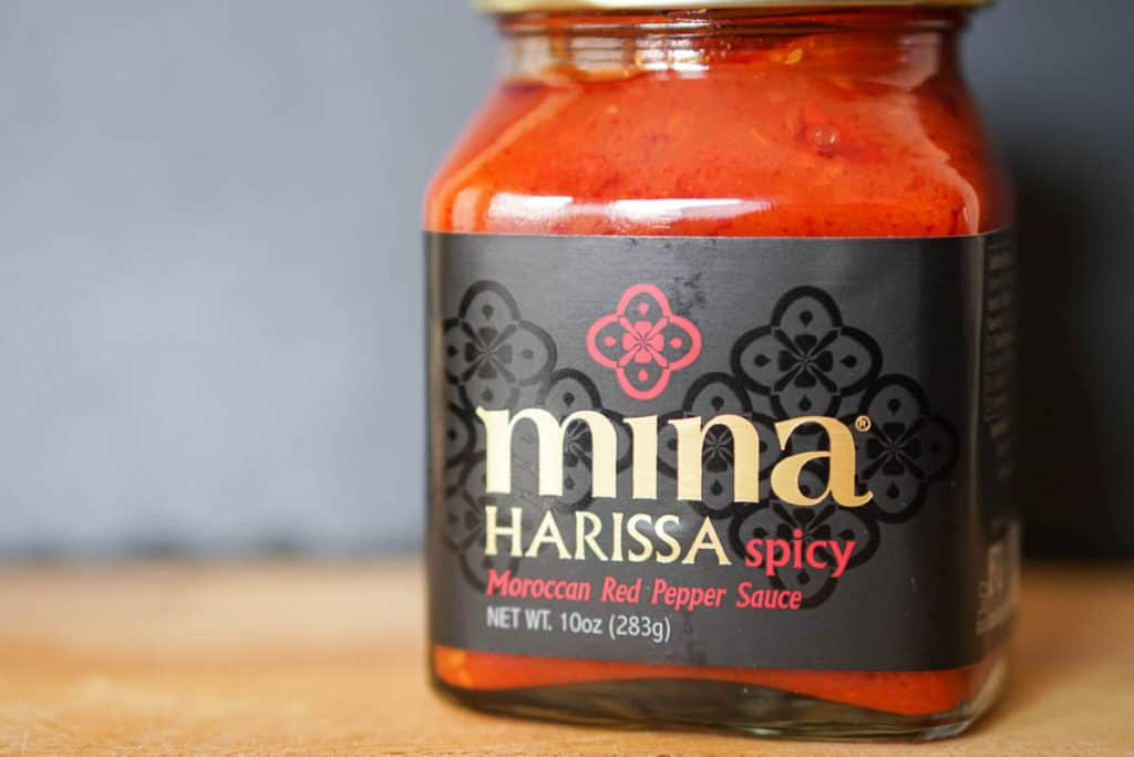 Mina Harissa Chili Paste