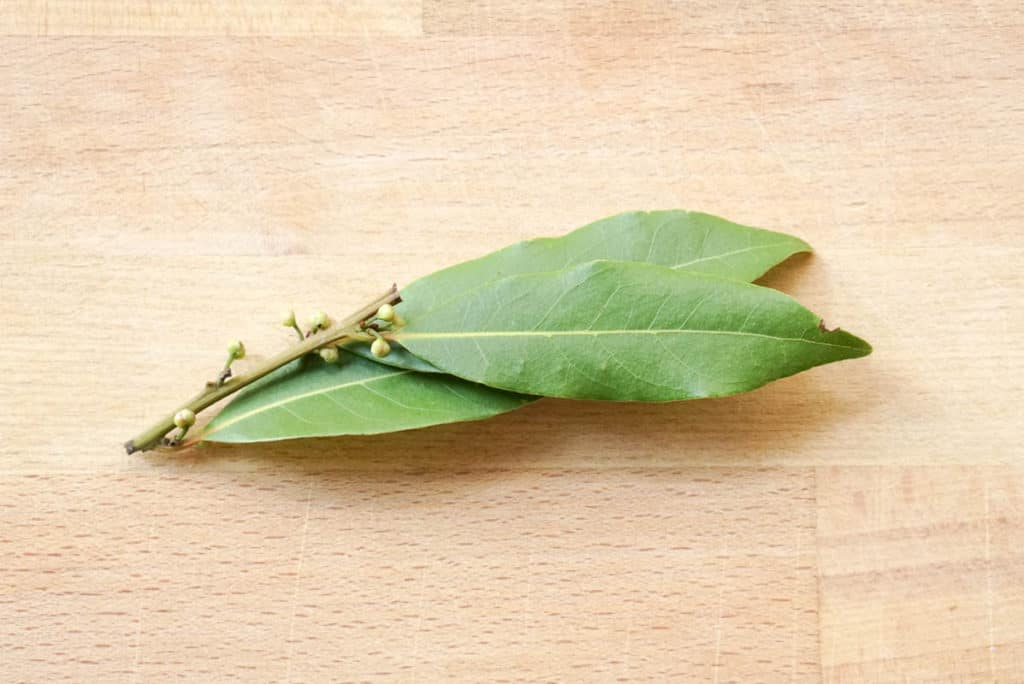using bay leaves for soup