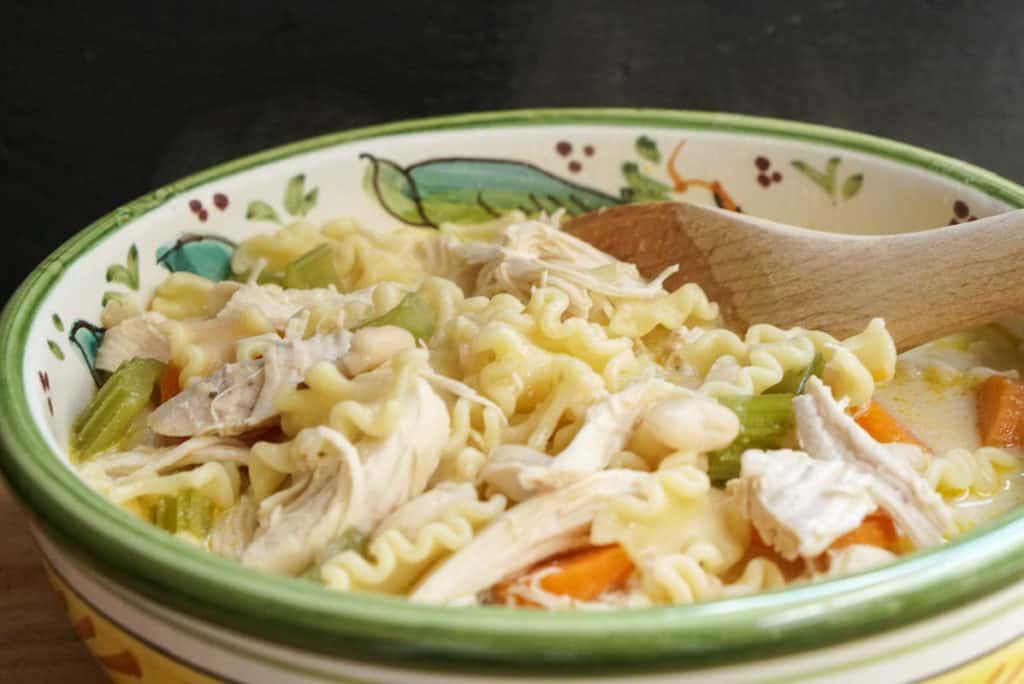 Best instant pot chicken noodle soup recipe