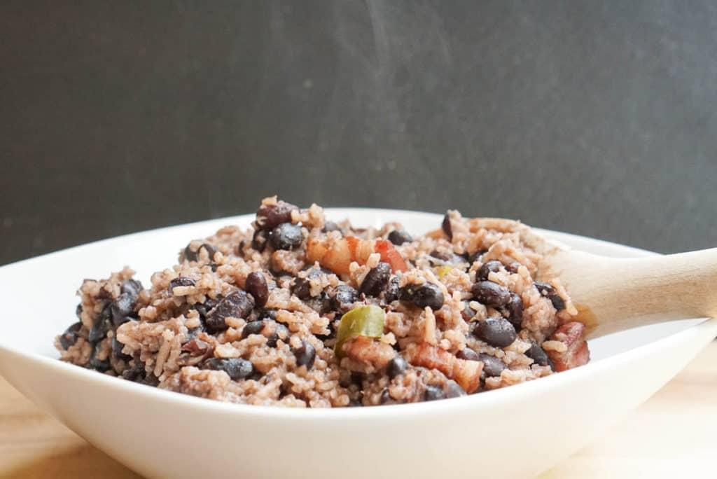 Instant pot black beans cuban