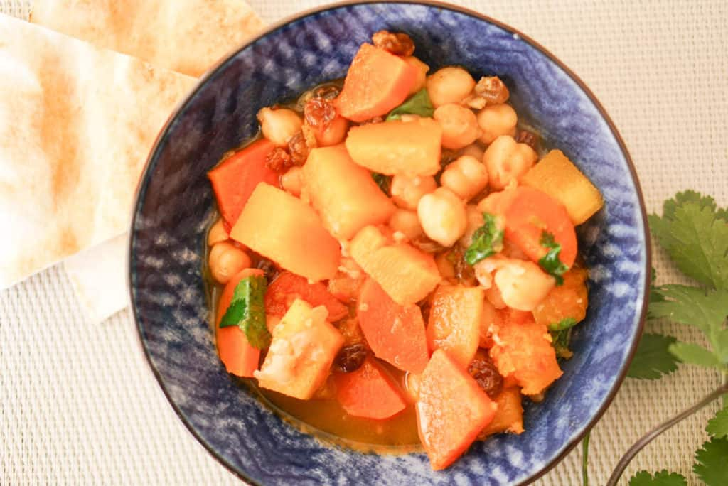 Moroccan Stew Recipe With Pumpkin