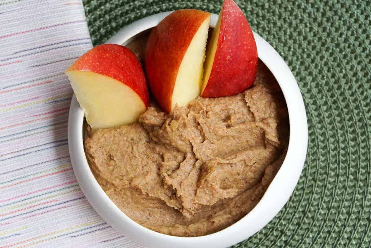 Snickerdoodle Hummus Recipe