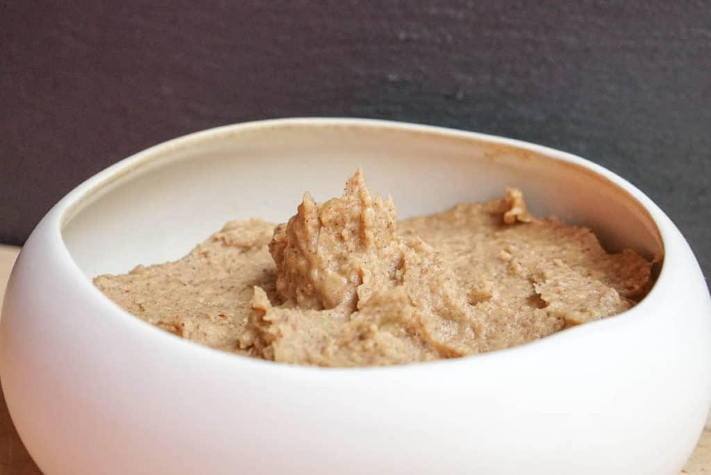 cinnamon hummus