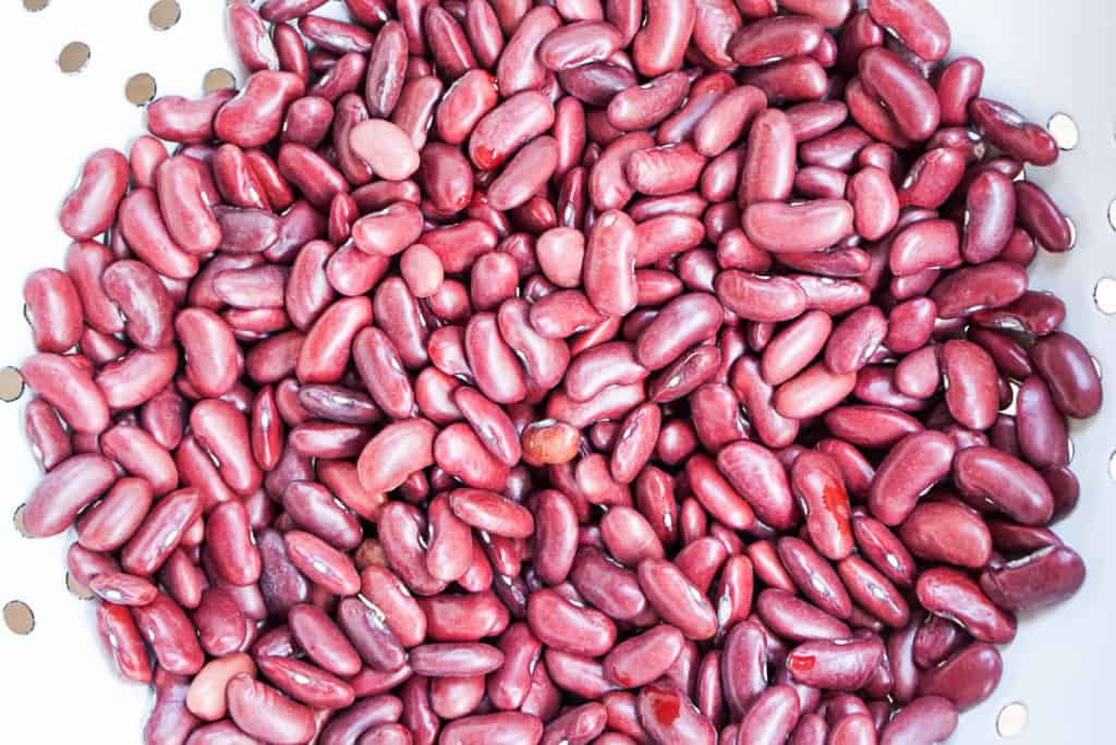 Chili recipe from dry beans