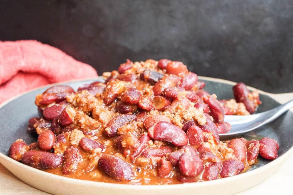 Instant Pot Chili Dry Beans