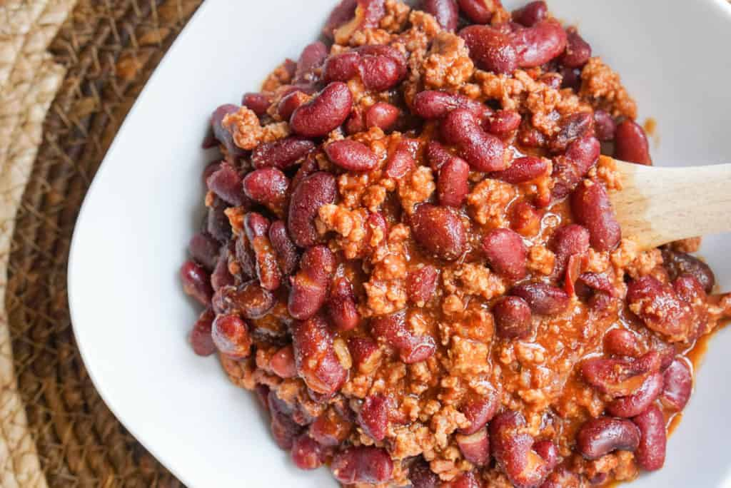 Instant Pot Chili Recipe Dry Beans