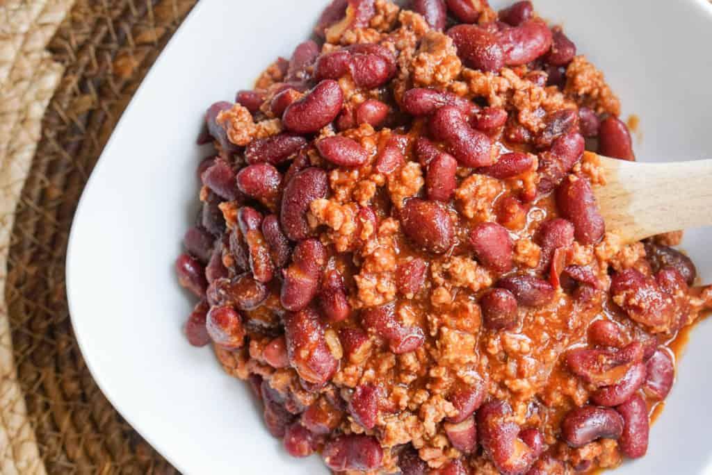 Instant Pot Chili Recipe Dry Beans