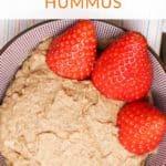 Snickerdoodle Hummus Recipe