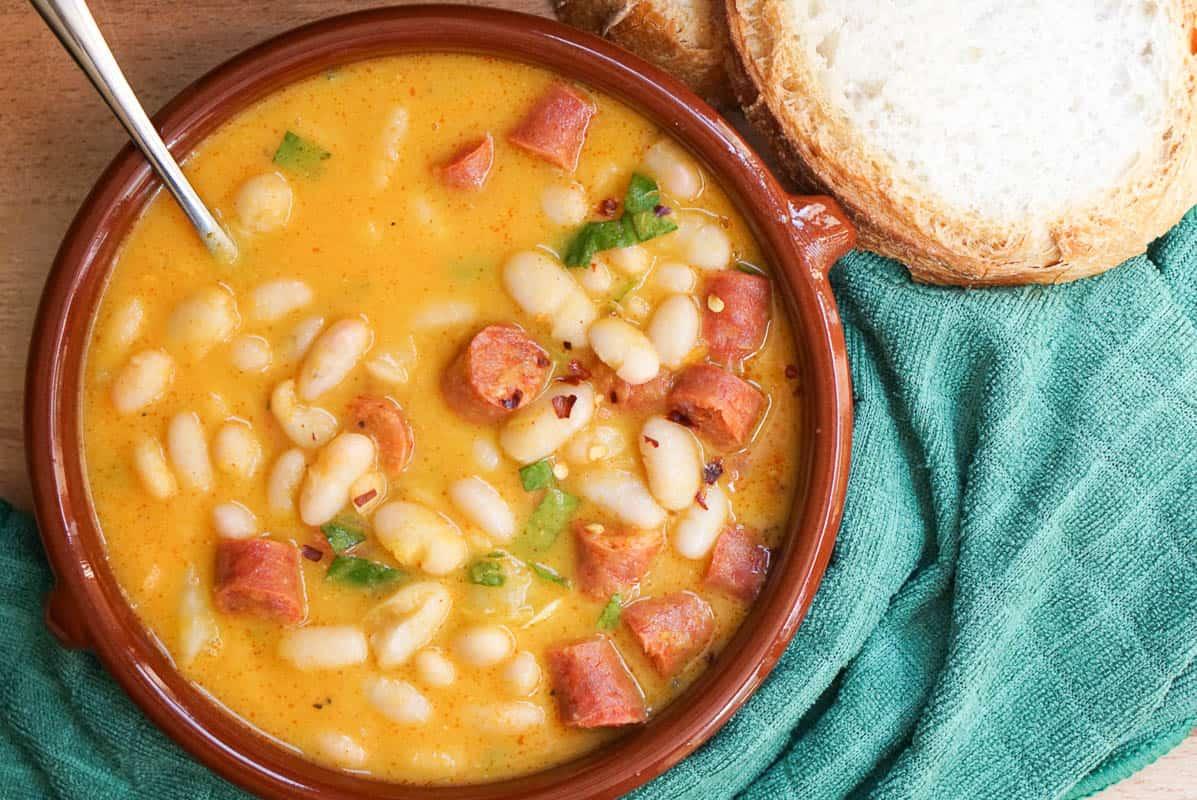 Spanish Chorizo And Beans Recipe
