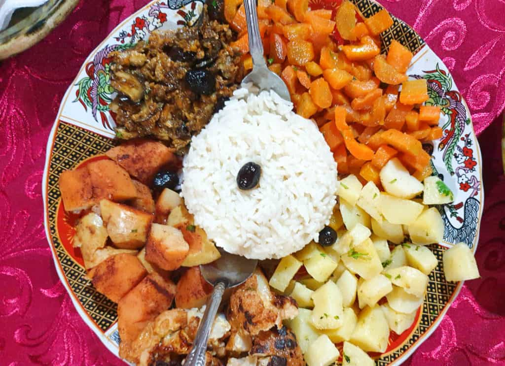 Moroccan Carrot Salads