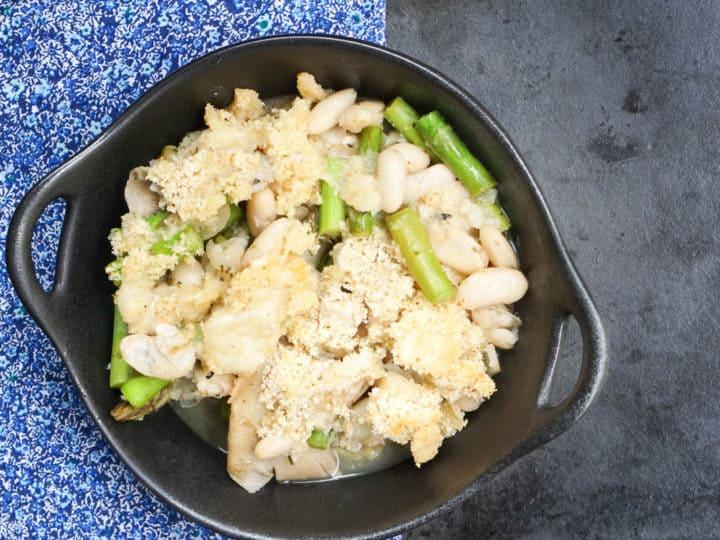 Vegetarian Cannellini Bean Cassoulet