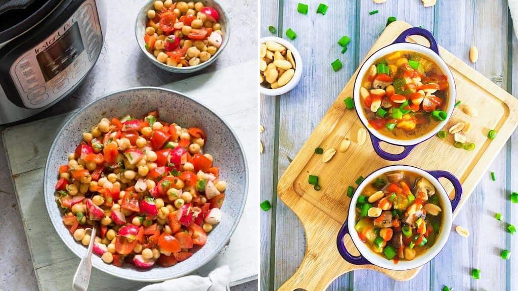 Best Instant Pot Chickpea Recipes