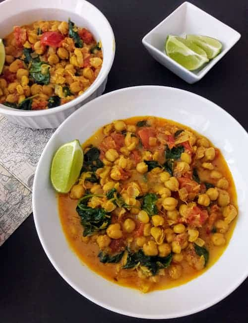 Chickpea recipes in an Instant Pot