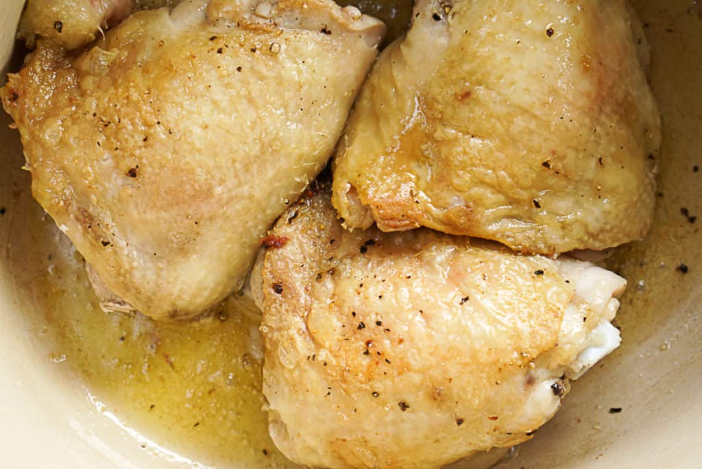 harissa chicken thighs