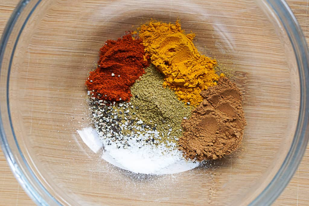 Cooking with cumin