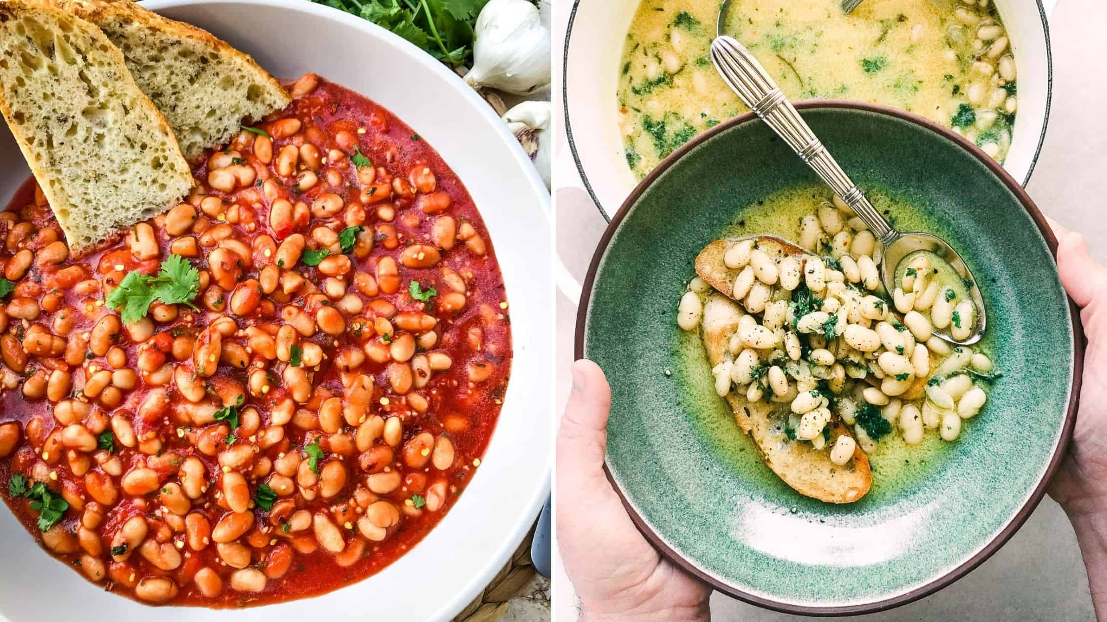50+ Easy to Make Bean and Lentil Recipes