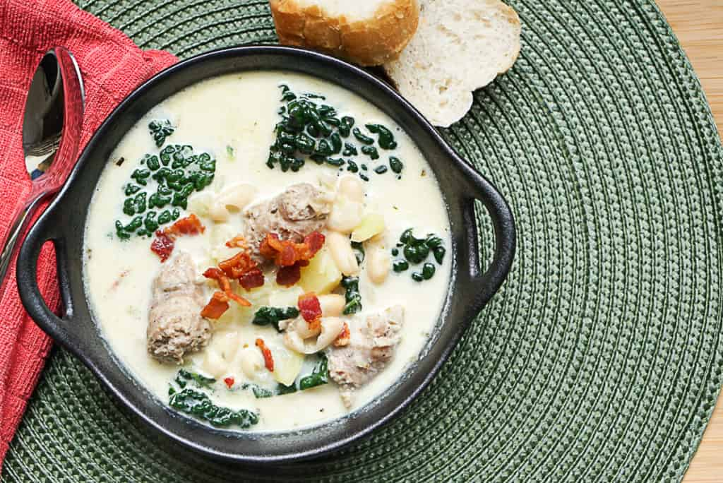 Tuscan Soup Recipe With Sausage And Kale