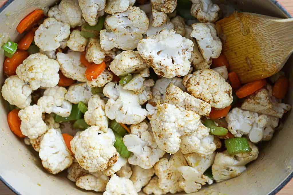 cauliflower and cumin