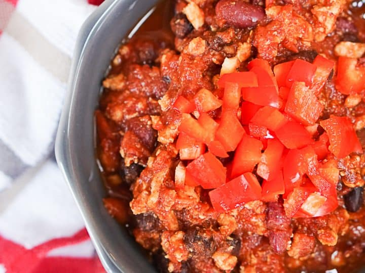 Gluten-Free Chili Recipe With Ground Meat