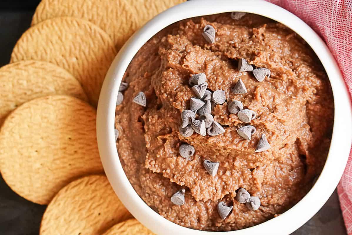 Chocolate Hummus Recipe